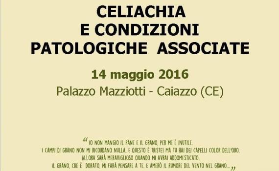 Brochure Celiachia condizioni patologiche evidenza