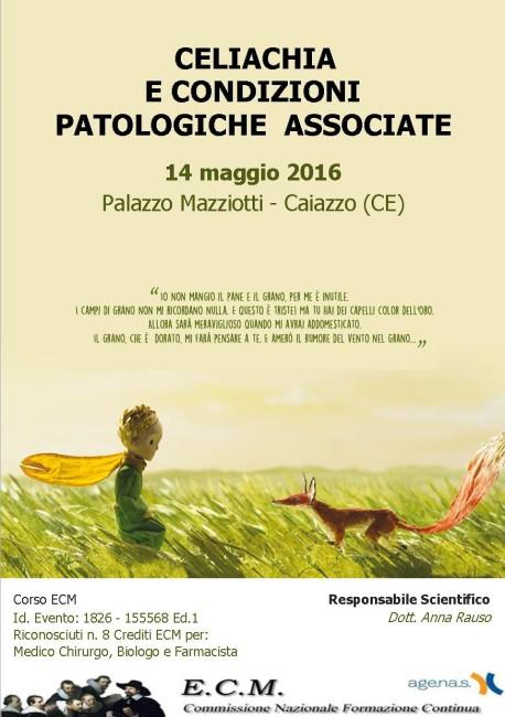 Brochure Celiachia condizioni patologiche pag1